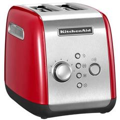 Toster KitchenAid 221 s dva utora, empire red