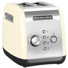 Toster KitchenAid 221 s dva utora, almond cream