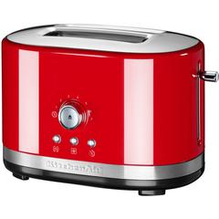 Toster KitchenAid s ručnim upravljanjem – 2 utora, empire red